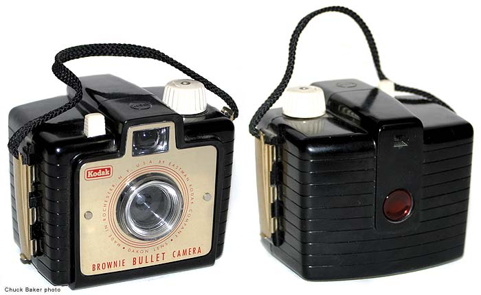 Kodak Brownie Bullet Camera