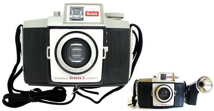 Kodak Brownie Cresta 3 Camera