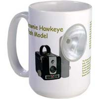 Get a Kodak Brownie Hawkeye Flash Model Coffee Mug!
