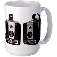 Get a Kodak Brownie Hawkeye Camera Coffee Mug!