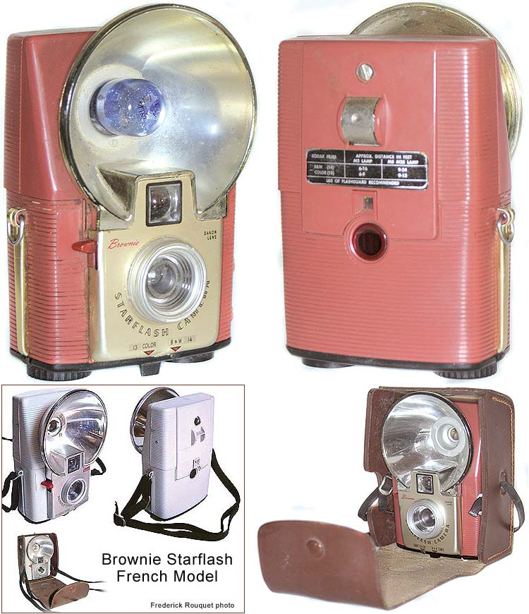 Kodak Brownie Starflash Camera