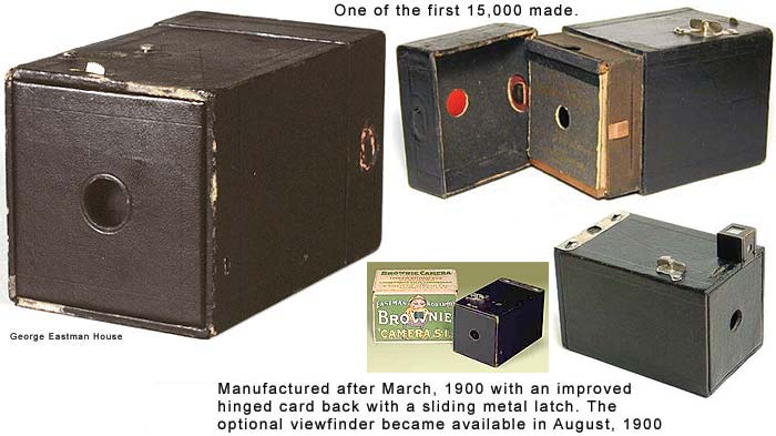 Kodak Brownie Camera Information The Original The Brownie Camera Page