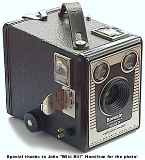 Six-20 Brownie Model D Camera