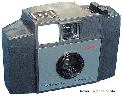 Kodak Brownie 127, Second Model Camera