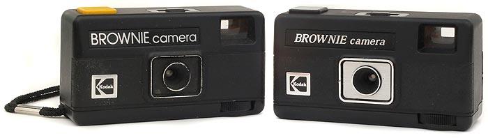 110 Brownie Camera