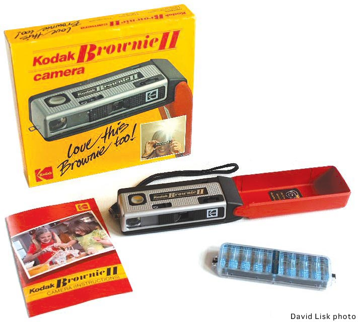 The Kodak Brownie II Package - David Lisk photo
