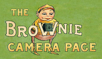 The Brownie Camera Page All About Eastman Kodak Brownie Cameras