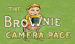 The Brownie Camera Page Gallery