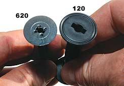 120 Film Spool