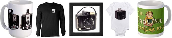 The Brownie Camera Page Store