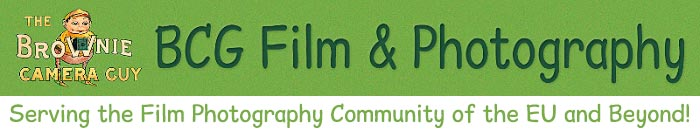 BCG Film and Photography